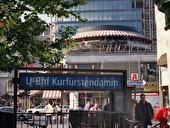 Kurfürstendamm in Berlin