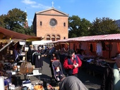 Flea Market at Leopoldplatz