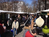 Flea Market at Arkonaplatz